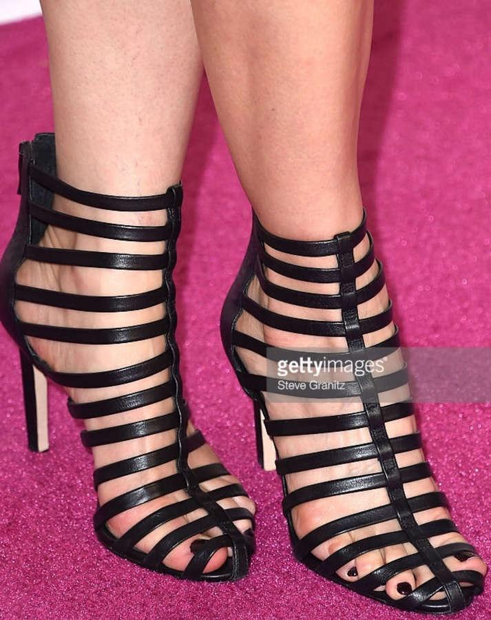 Rhea Seehorn Feet