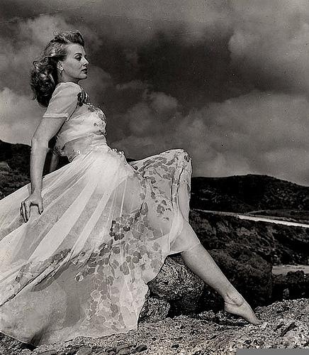 Dorothy Abbott Feet