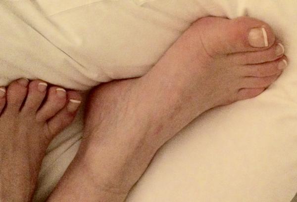 Gabriela Goldsmith Feet