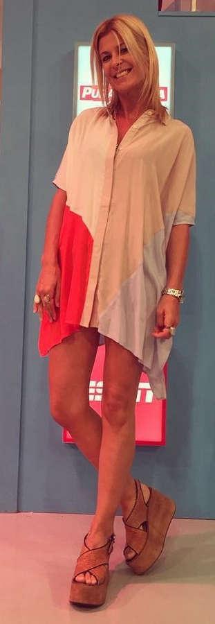 Eugenia Tobal Feet