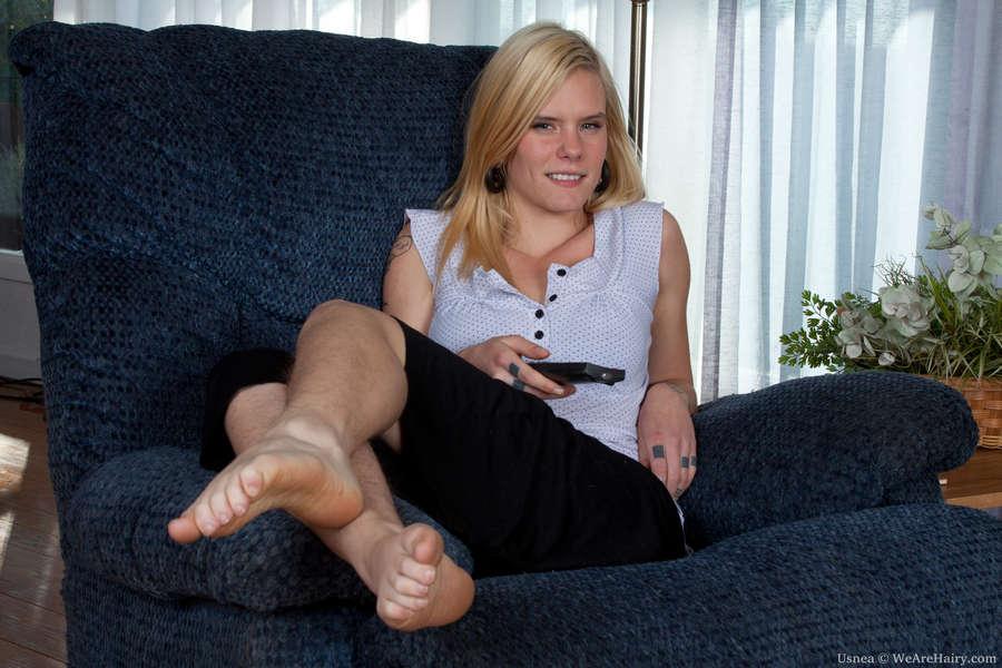Usnea Feet