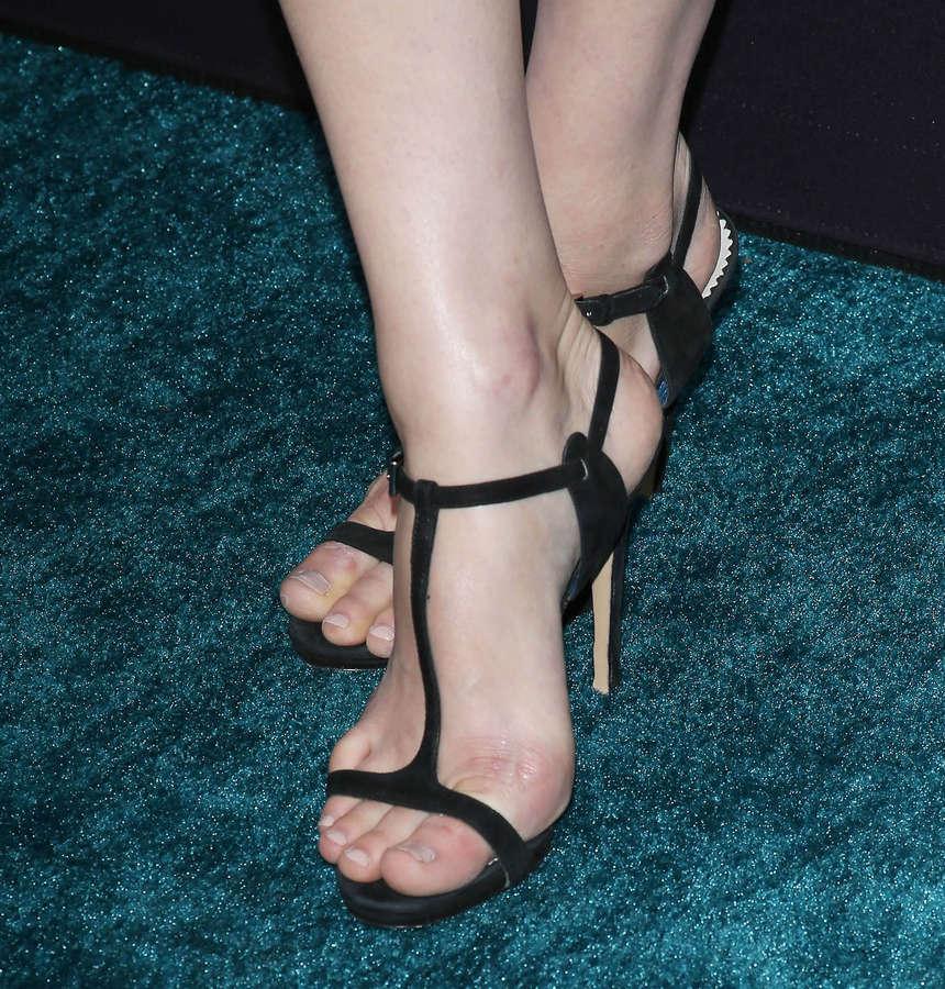 Alexandra Daddario Feet
