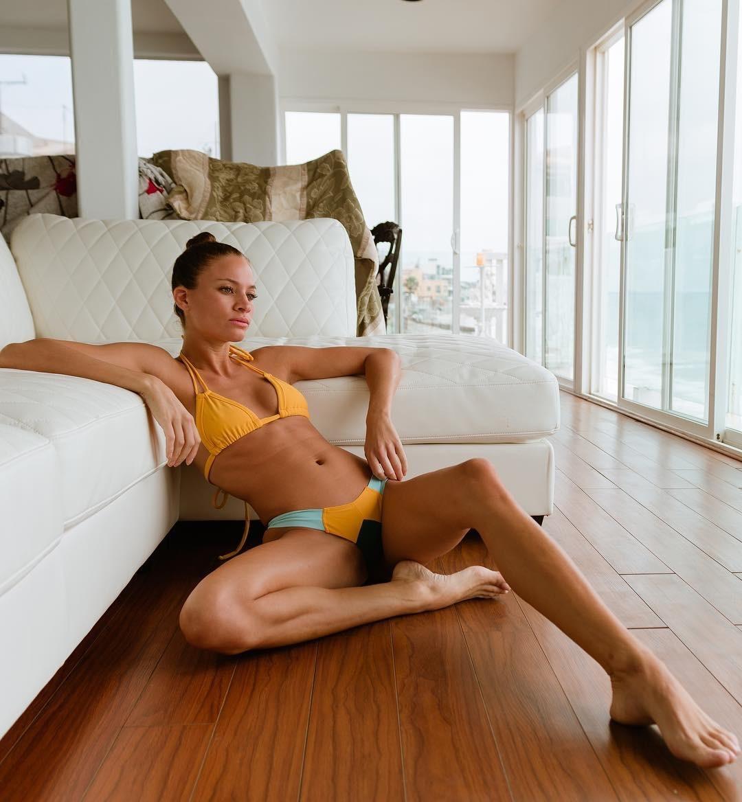 Amber Borzotra Feet
