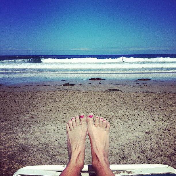 Helene Yorke Feet