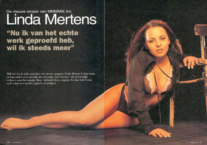 Linda Mertens Feet
