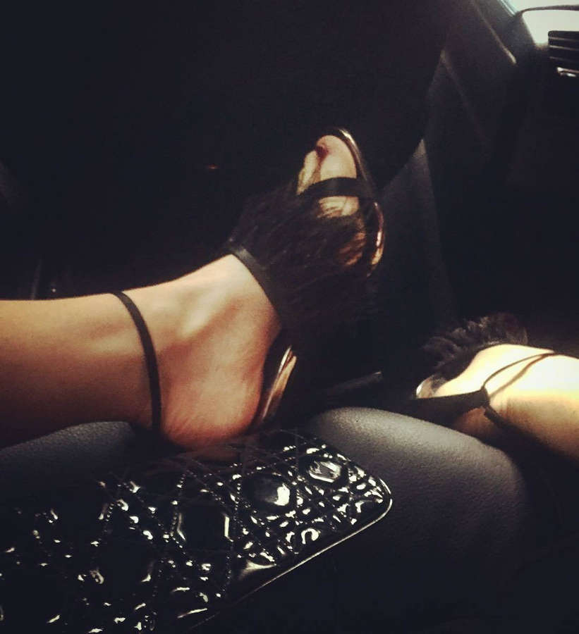 Peta Todd Feet
