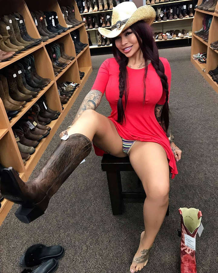 Brittanya OCampo Feet