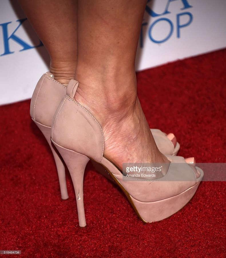 Jessica Hall Feet
