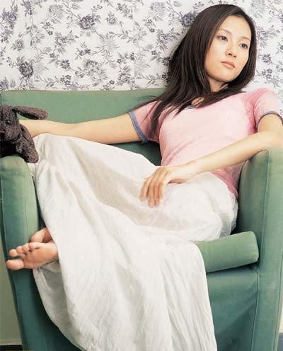Elle Choi Feet