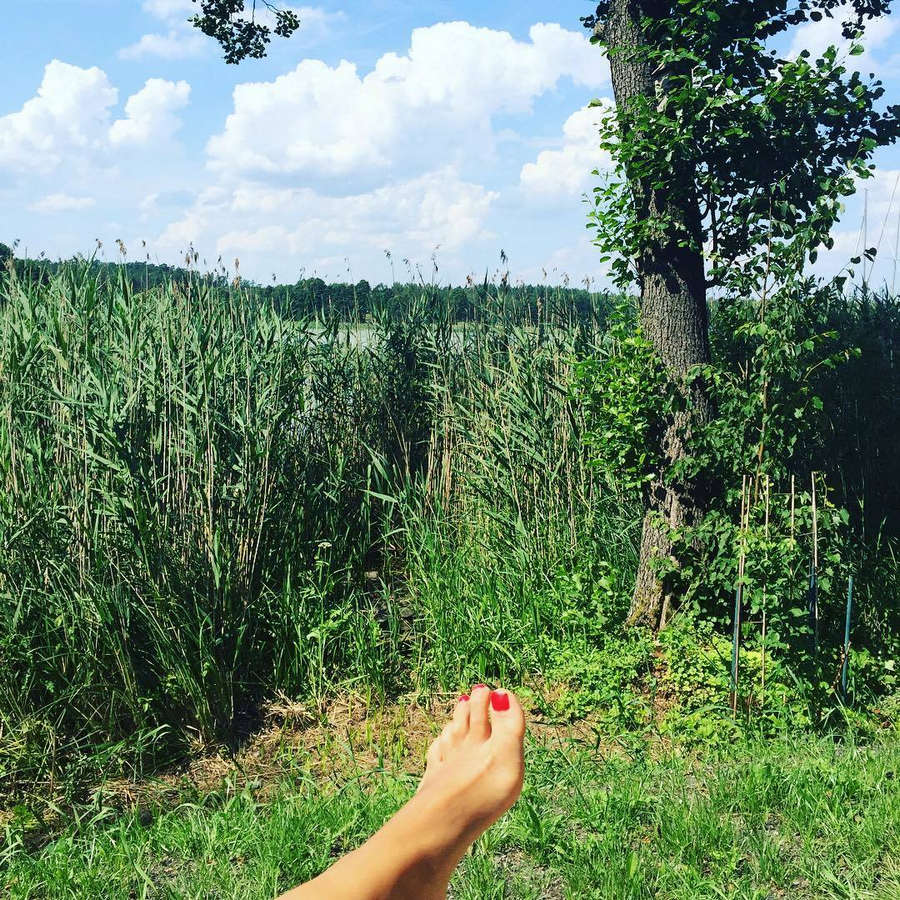 Karolina Szostak Feet