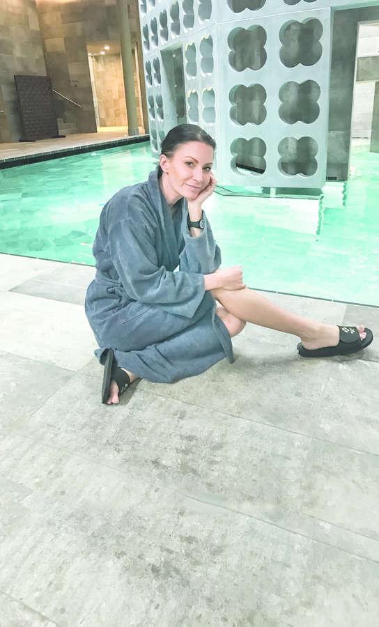Gabriela Partysova Feet