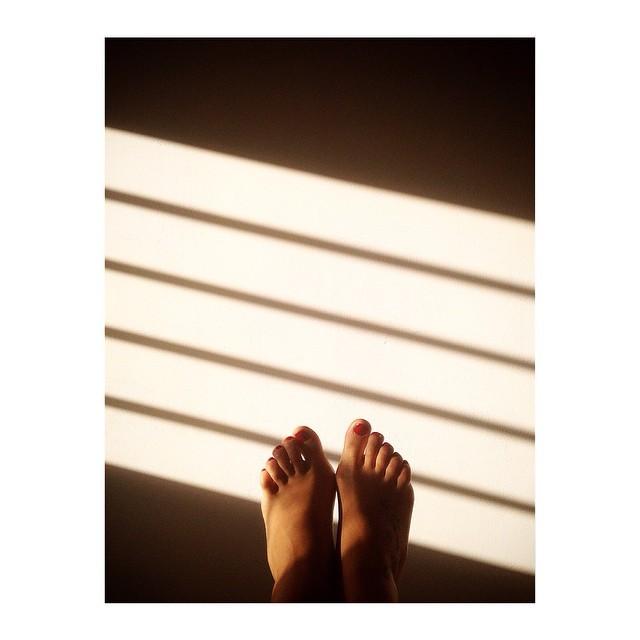 Patricia Valle Feet