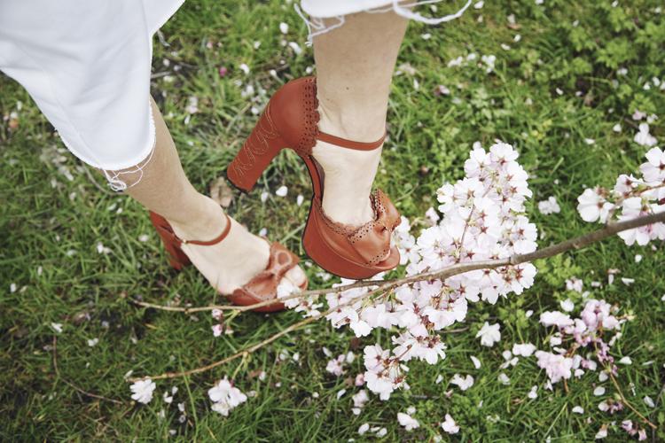 Sandra Hagelstam Feet