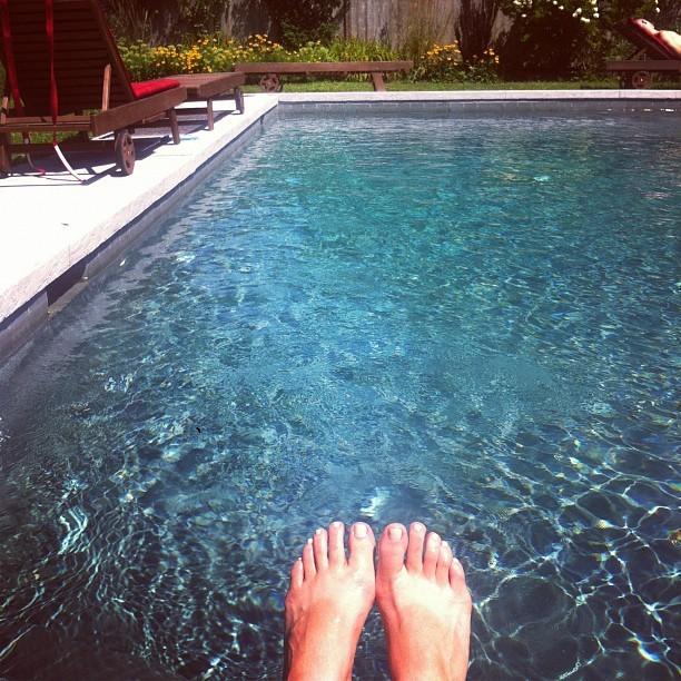 Lindsay Mendez Feet