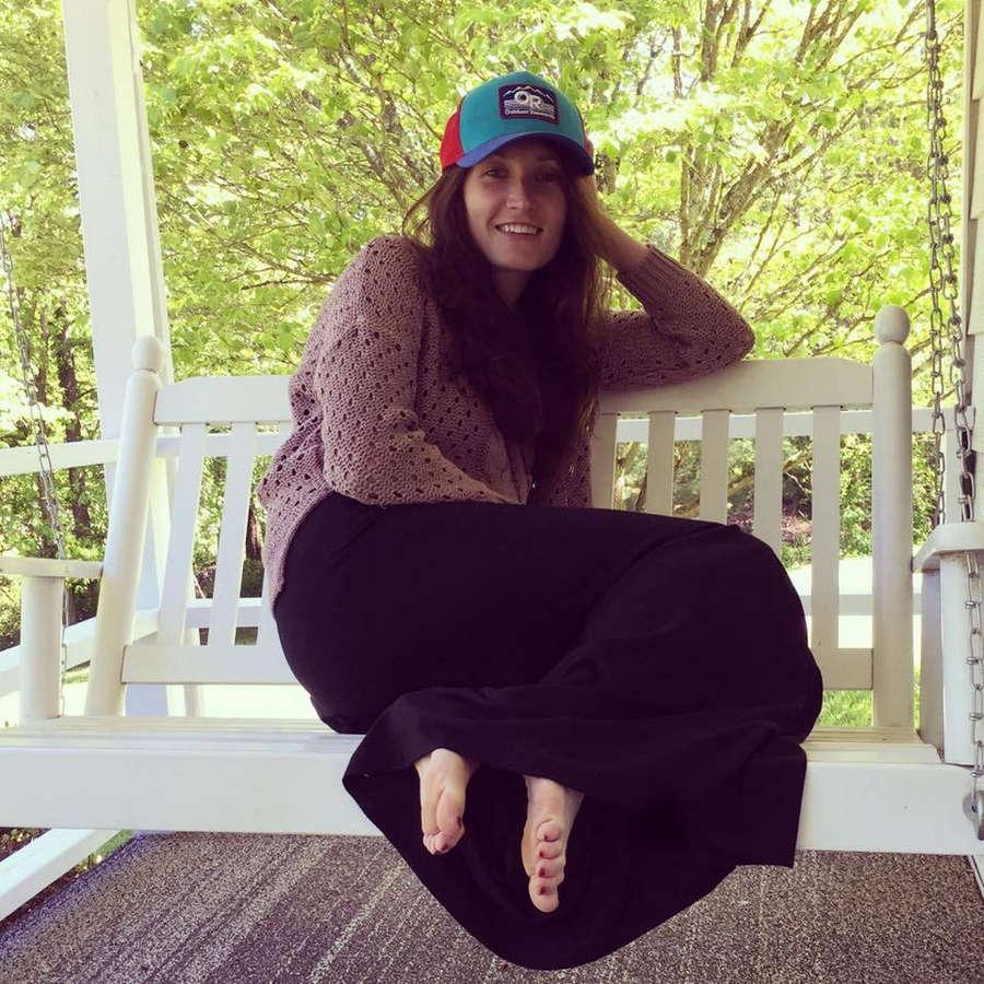 Julia Landauer Feet
