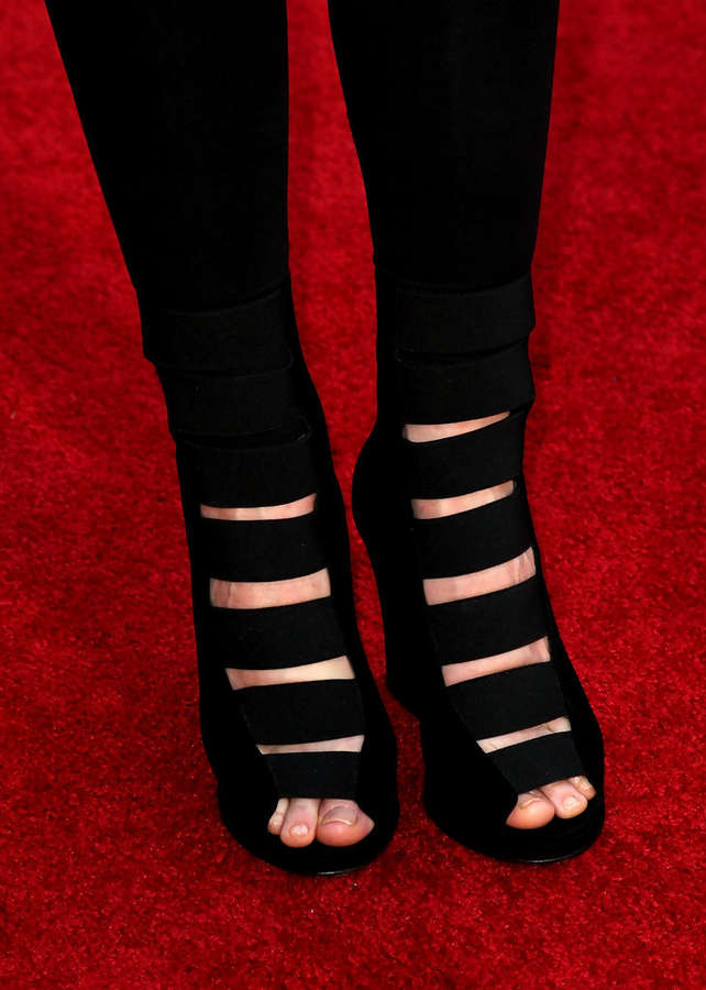 Toni Collette Feet