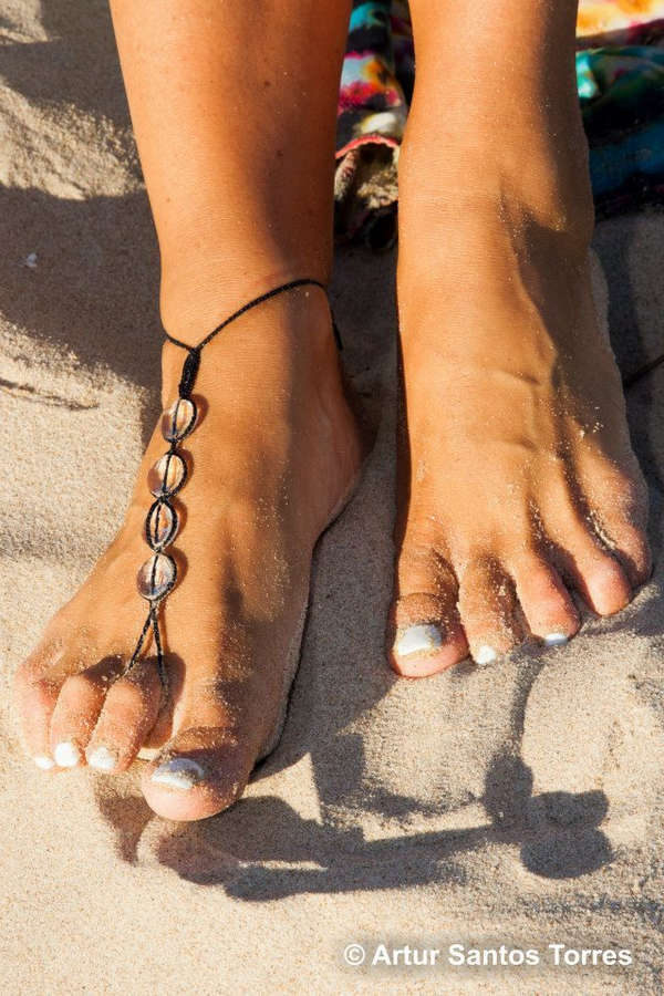 Alexandra Figueiredo Feet