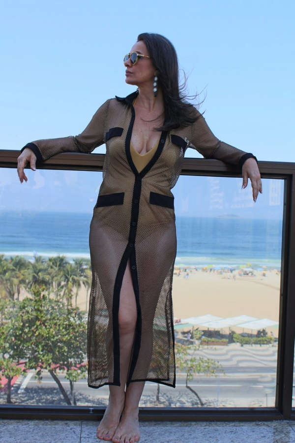 Carla Vilhena Feet
