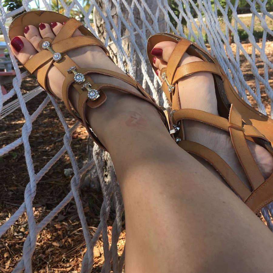 Goddess Gwen Feet