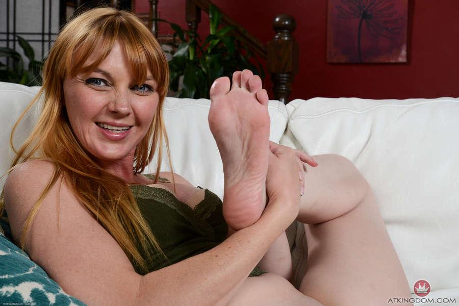 Marie McCray Feet