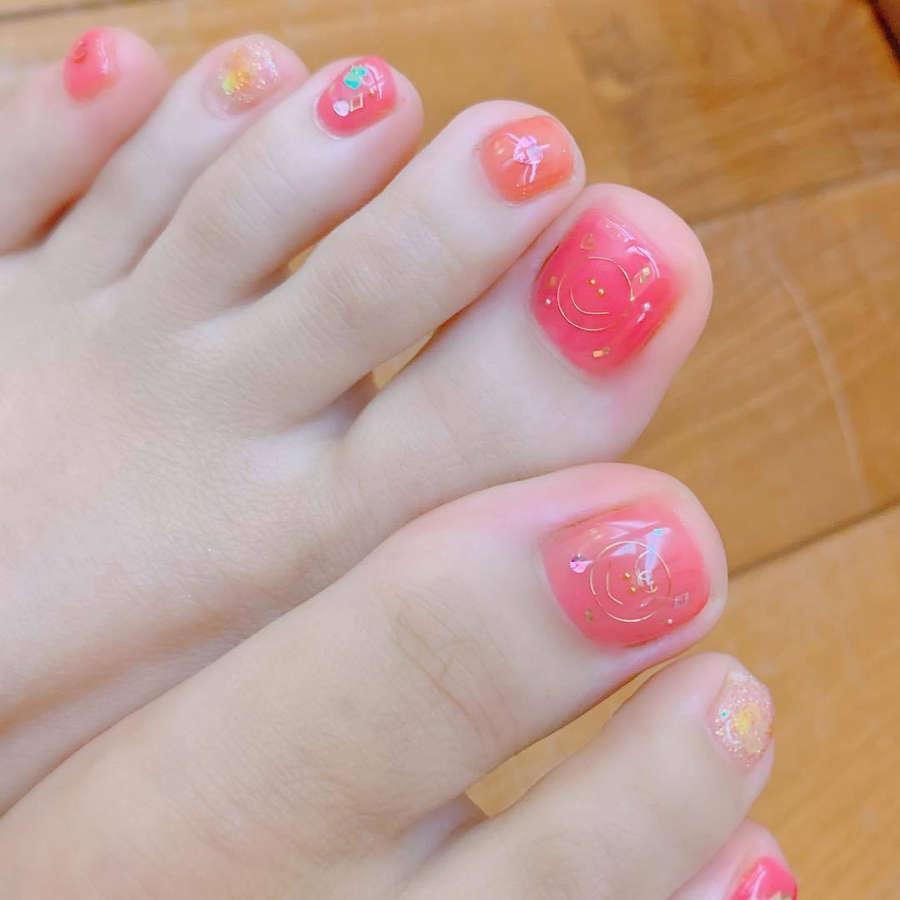 Yuka Iguchi Feet