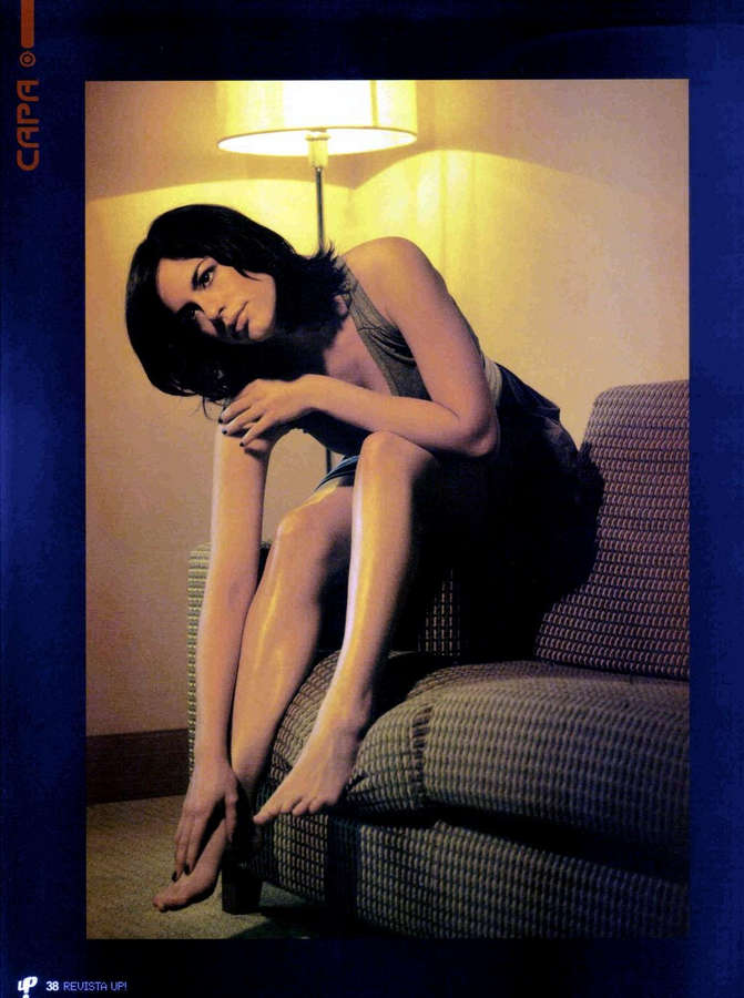 Luisa Micheletti Feet