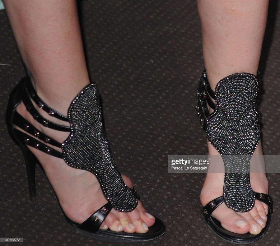 Elsa Zylberstein Feet