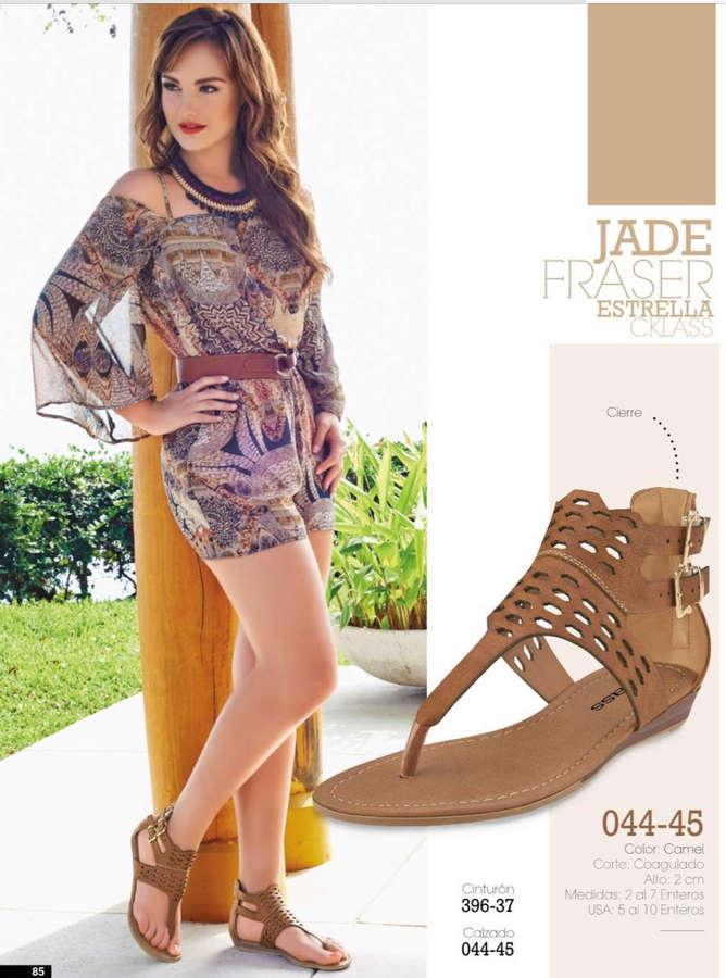 Jade Fraser Feet