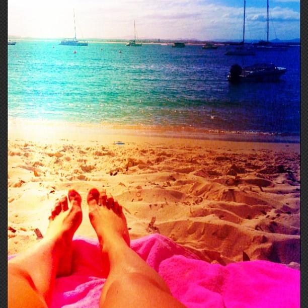 Maha Wilson Feet