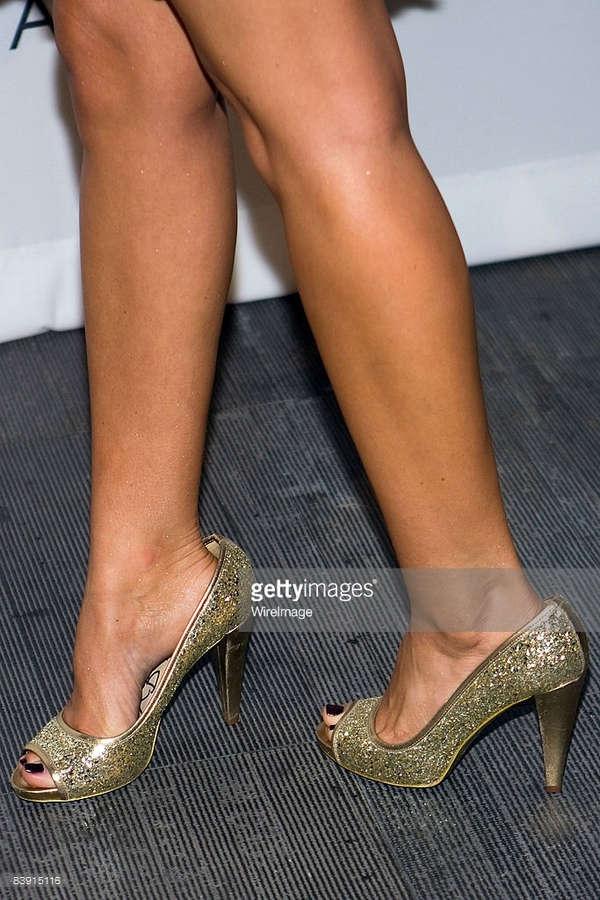 Anya Monzikova Feet