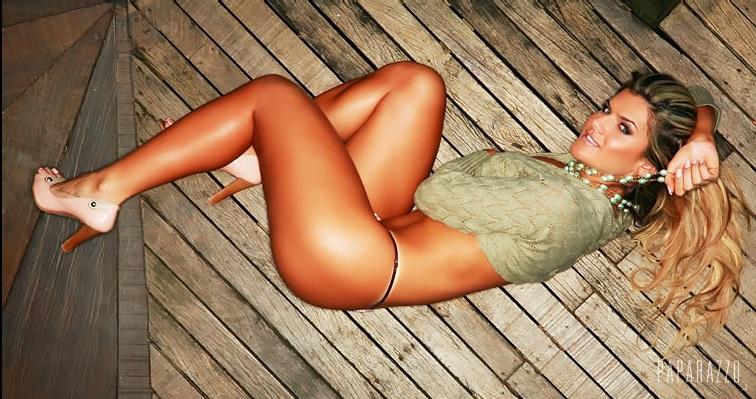 Mirella Santos Feet