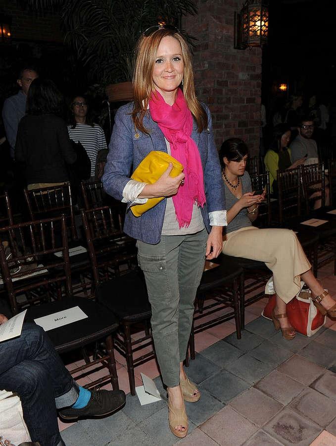 Samantha Bee Feet