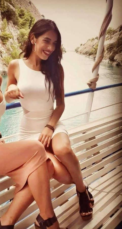 Angela Sidiropoulou Feet