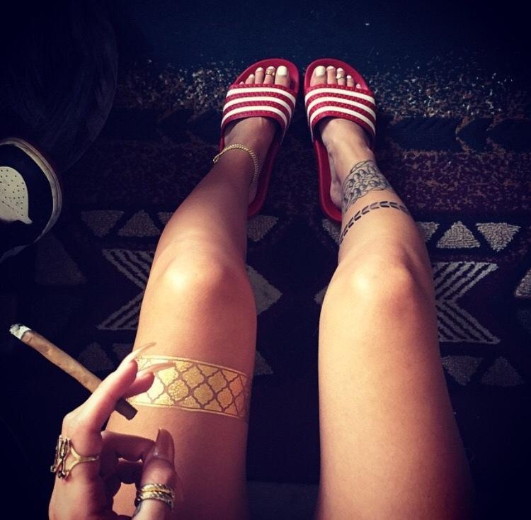 Lil Debbie Feet