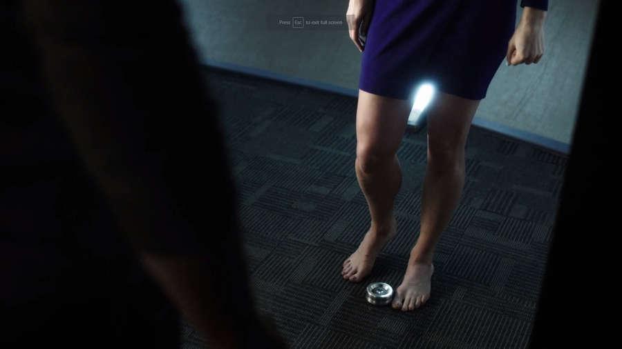 Sarah Power Feet