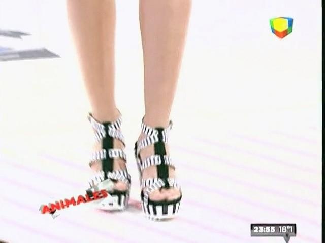 Luly Drozdek Feet