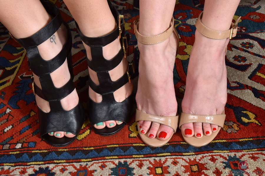 Angel Smalls Feet