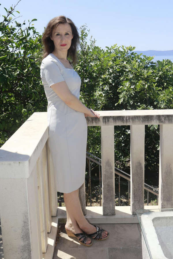 Dalija Oreskovic Feet