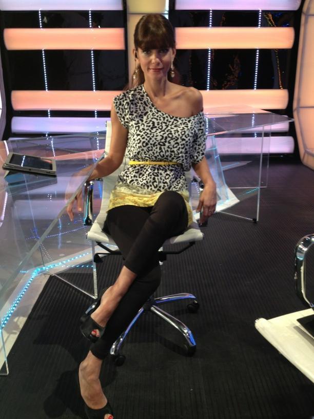 Viviana Semienchuk Feet