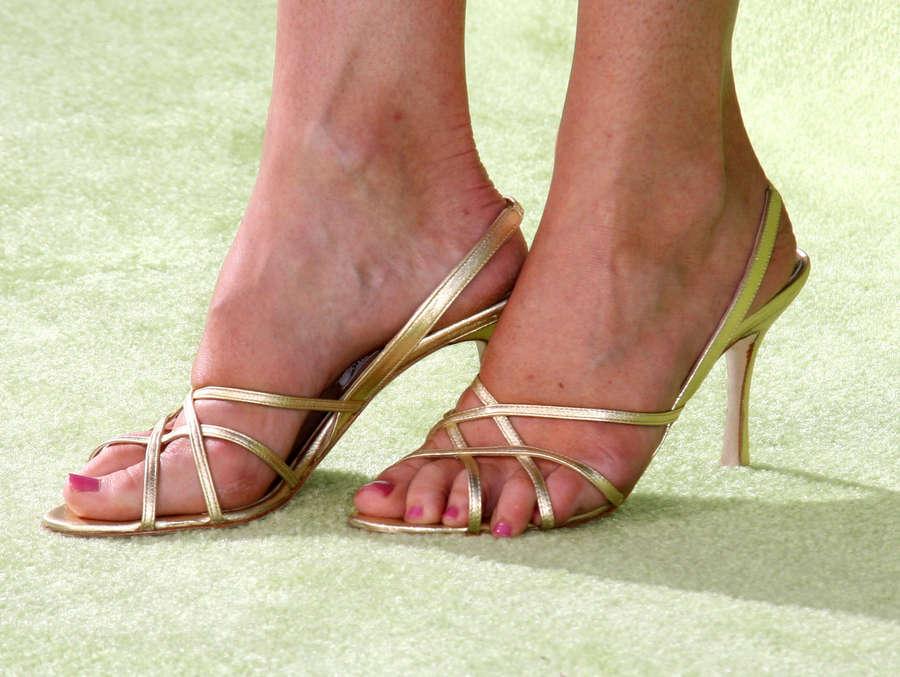 Rebecca Creskoff Feet