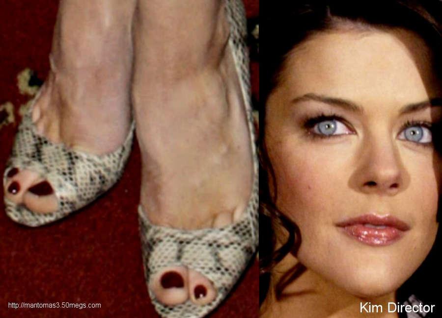 Kim Director Feet