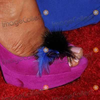 Kym Whitley Feet