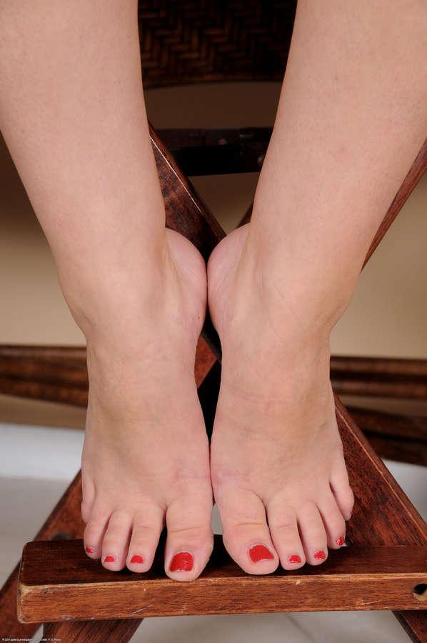 Casey Mitchell Feet