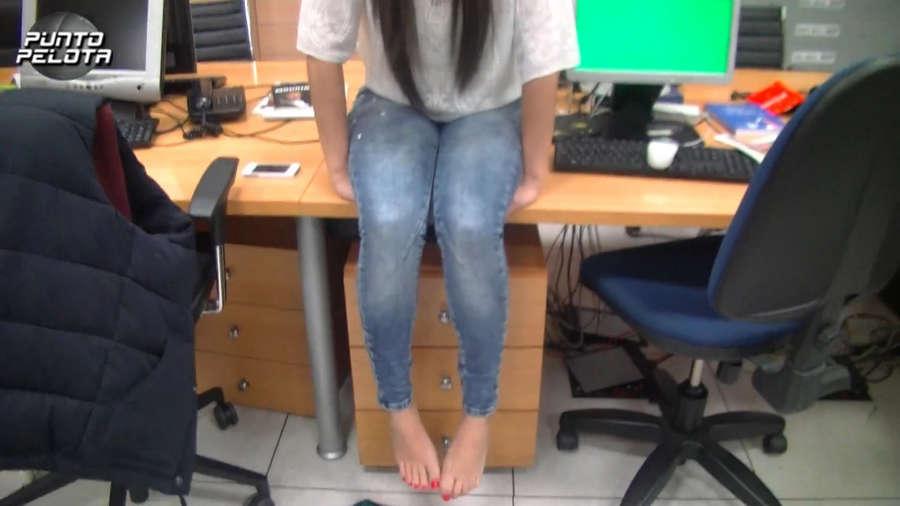 Irene Junquera Feet