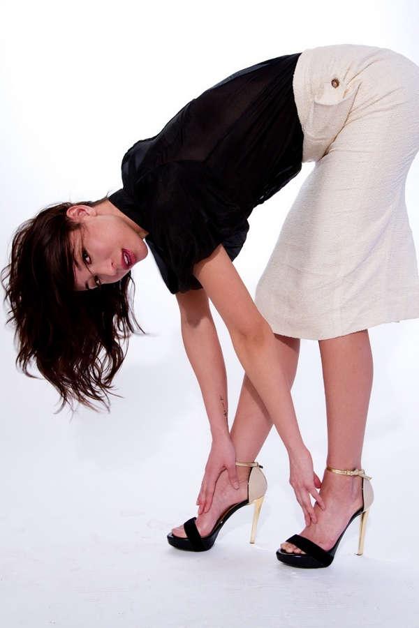 Mei Melancon Feet