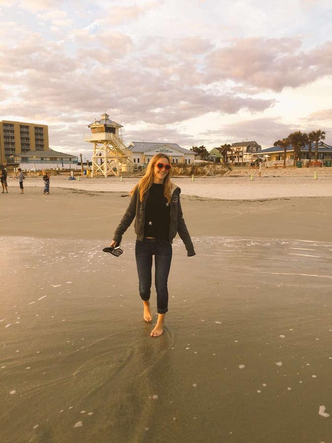 Amanda Cooksey Feet