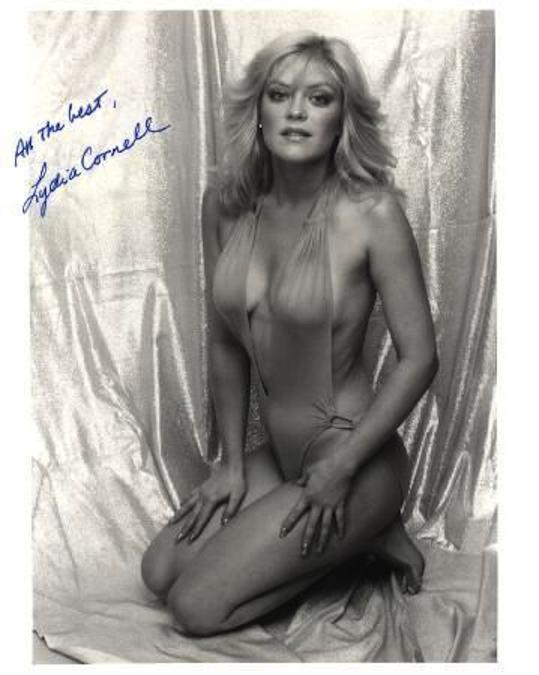 Lydia Cornell Nude