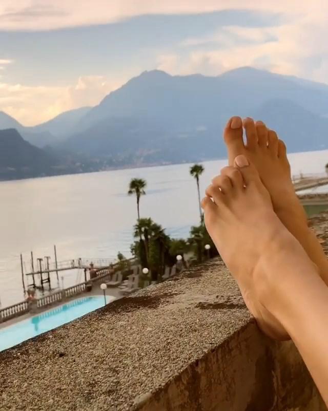 Martina Panagia Feet