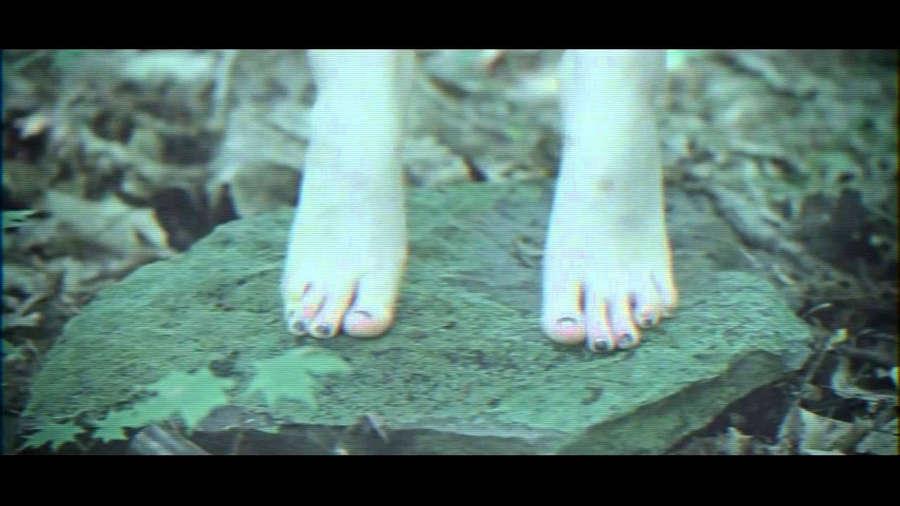 Aleksa Palladino Feet