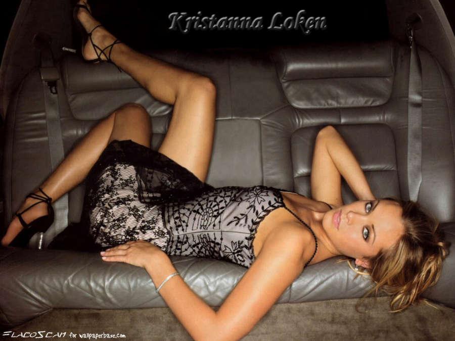 Kristanna Loken Feet